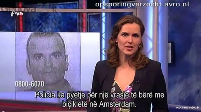 omicidio amsterdam
