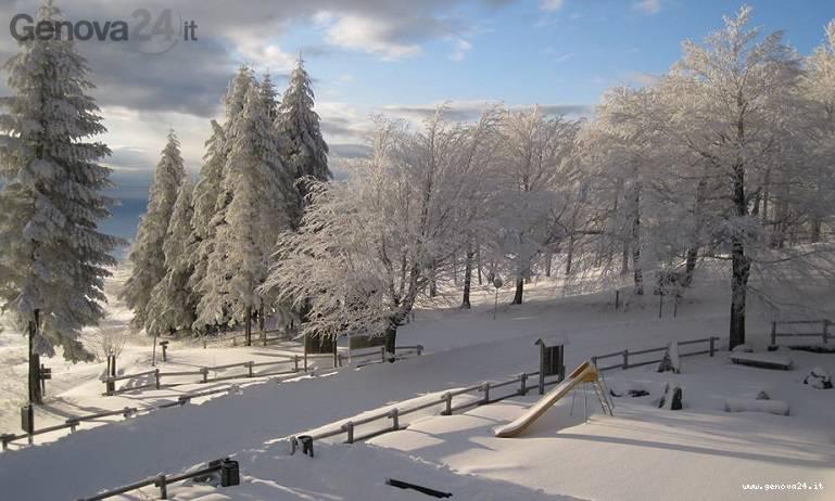 rifugio pratorotondo neve
