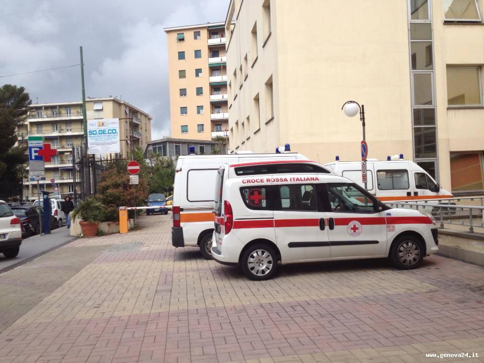 sampierdarena villa scassi ospedale pronto soccorso