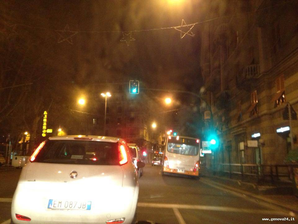 via cornigliano notte bus