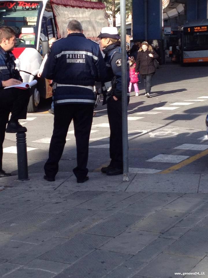 vigili polizia municipale