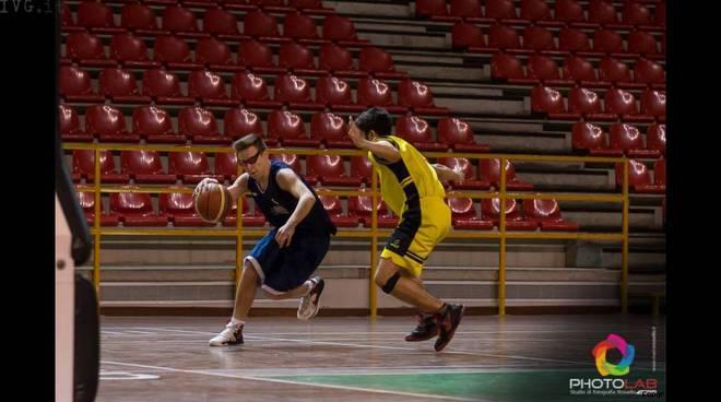 Basket Alassio Albenga Under 17