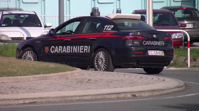 carabinieri Tirreno Power