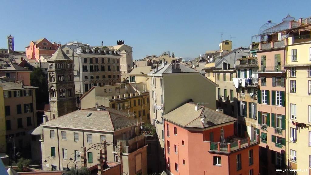 centro storico tetti