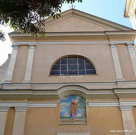 chiesa savignone