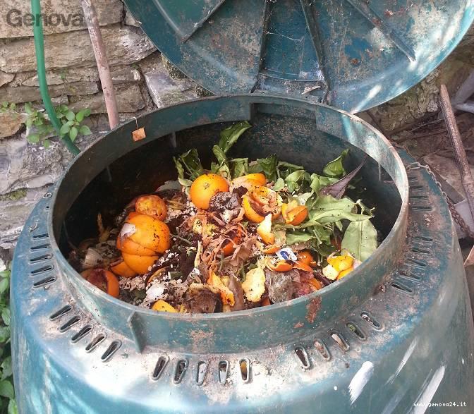 composter, compostiera
