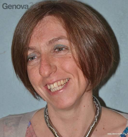 elena viola, candidato sindaco sant'olcese