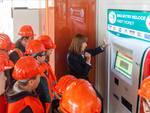 Fabbriche Aperte, gli studenti savonesi hanno visitato Trenitalia