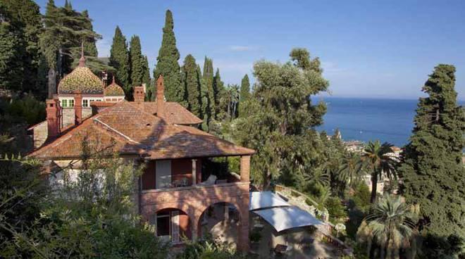 Alassio aprono al pubblico i giardini di villa della for Giardini villa della pergola