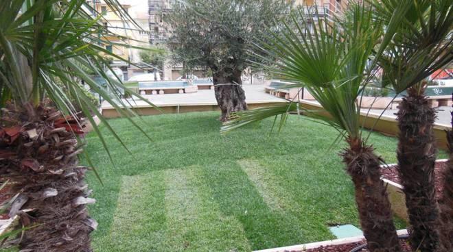 giardino corso europa loano