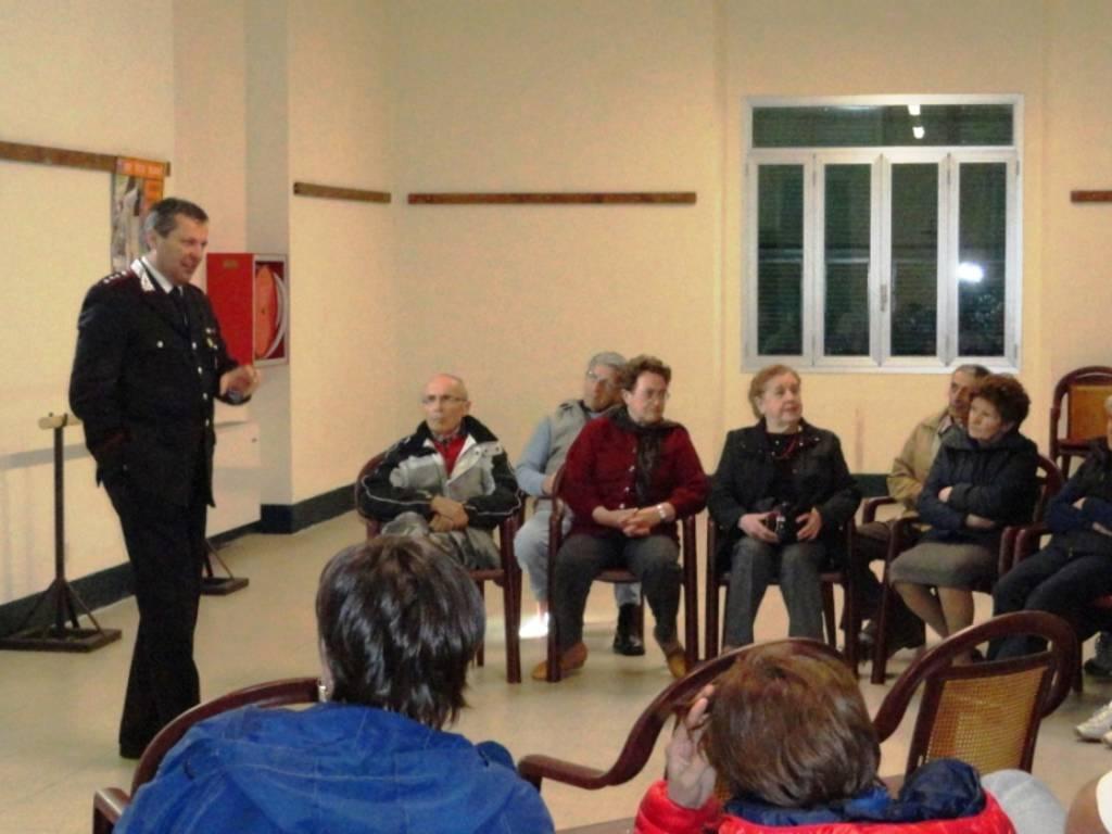 incontri carabinieri cairo anziani