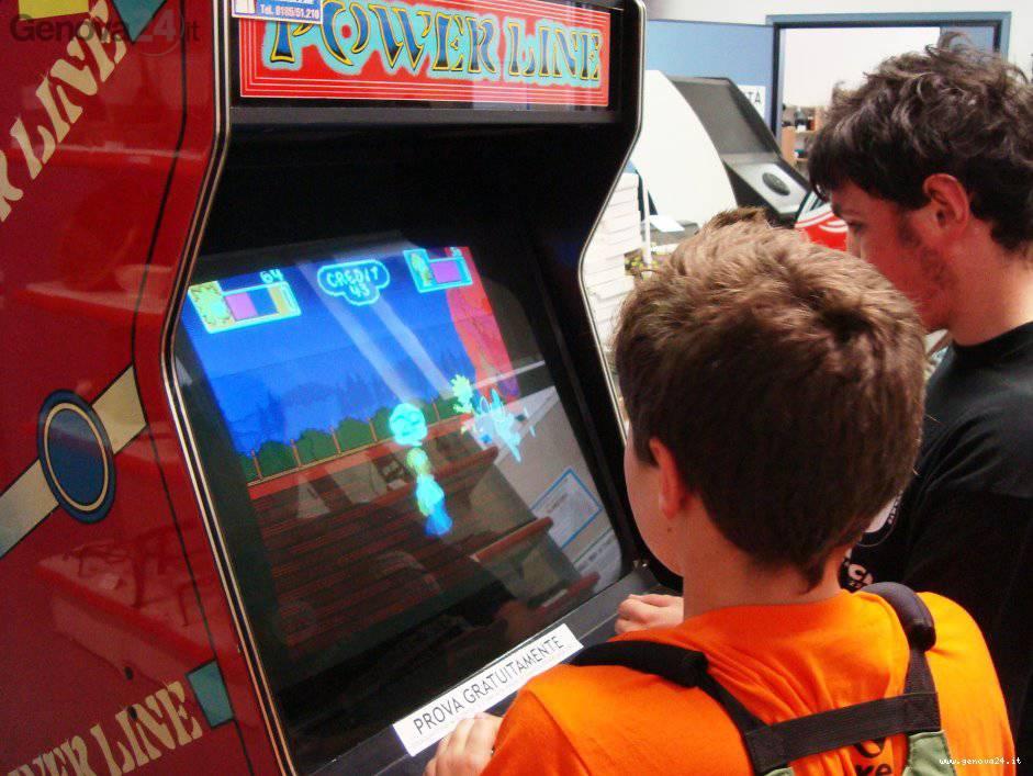 la mecca museo del videogioco
