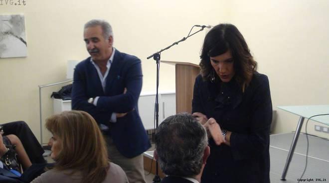 Luigi De Vincenzi Raffaella Paita