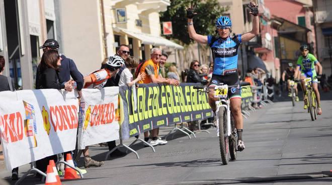 Mountain bike: la Gran Fondo Muretto di Alassio