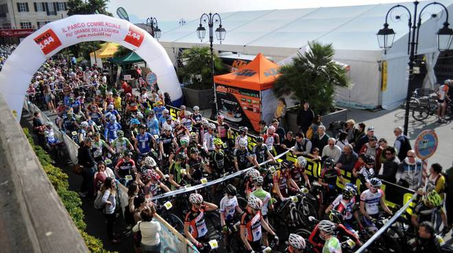 Mountain bike: la Gran Fondo Muretto di Alassio