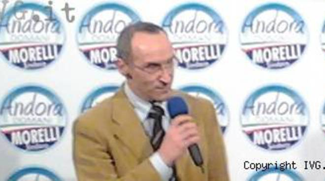 Paolo Morelli discorso inaugurazione