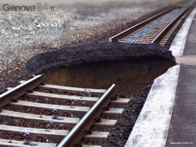 pendolari, buchi ferrovia, tagli treni