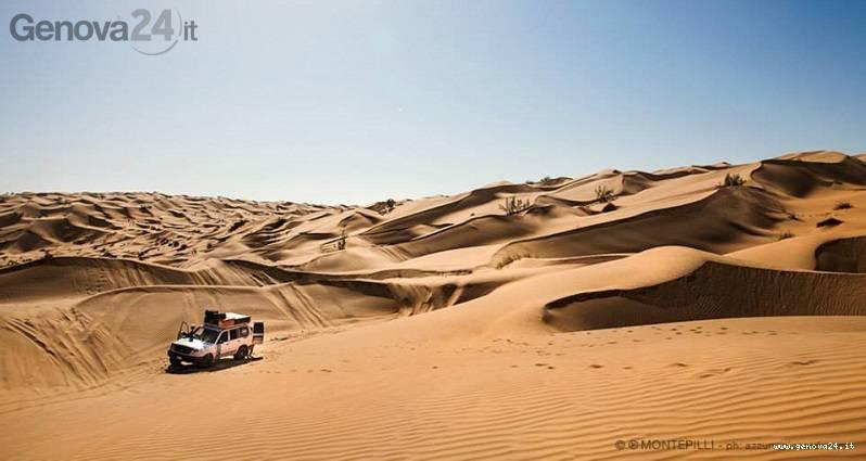 rally donne nelle dune, foto Montepilli dalla pagina Facebook RALLY du JEBIL - DONNE nelle DUNE