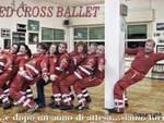 red cross ballet