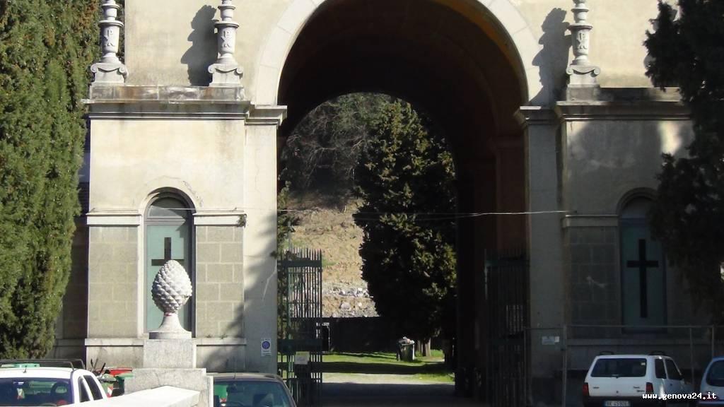 terzo valico cimitero della Biacca San Biagio