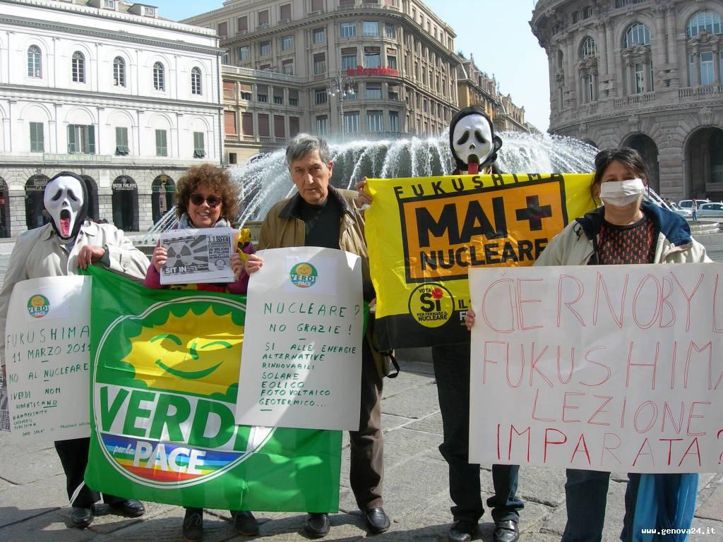 verdi fukushima nucleare