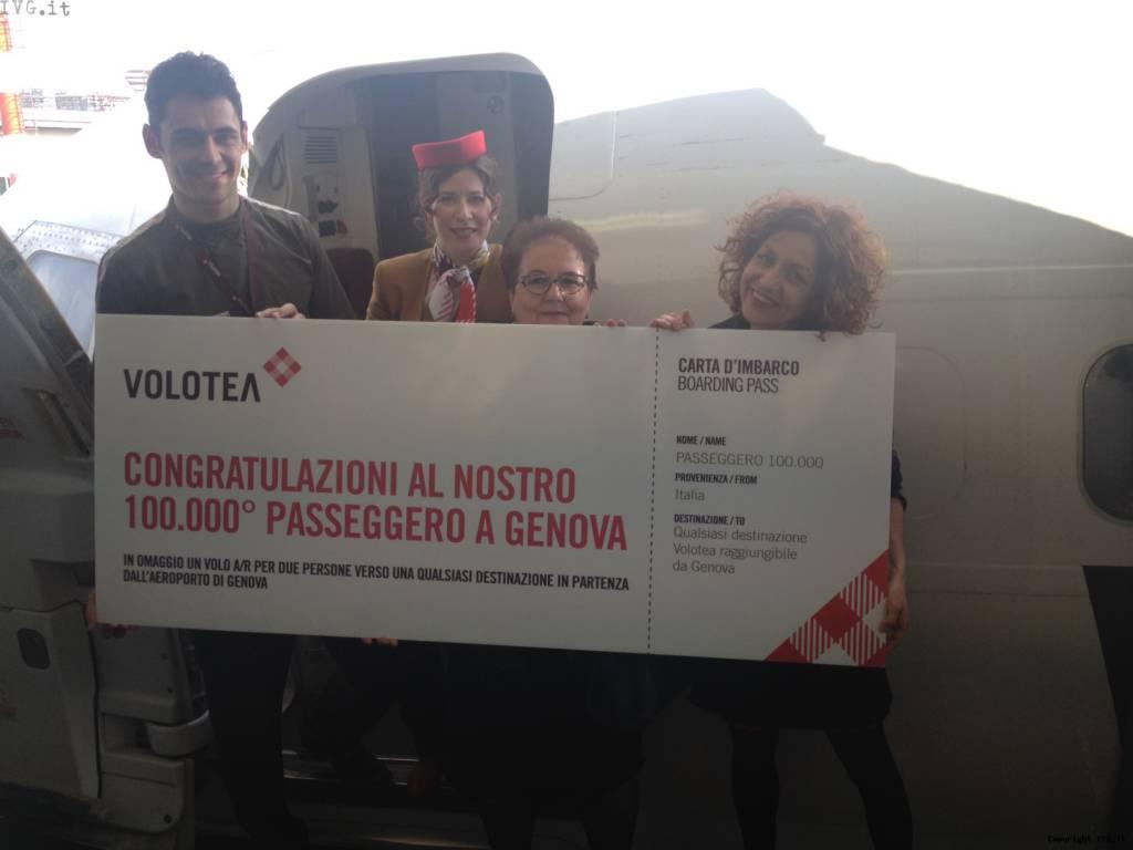Volotea_100000_passeggeri_Genova