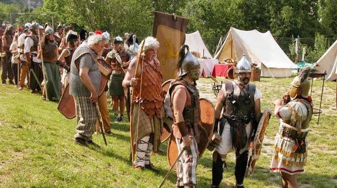 associazione terra taurina, barbari, guerrieri