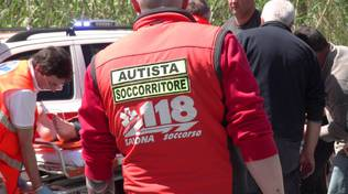 autista 118 ambulanza