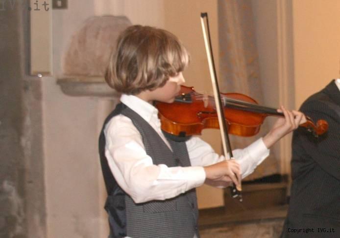 concorso musica violino