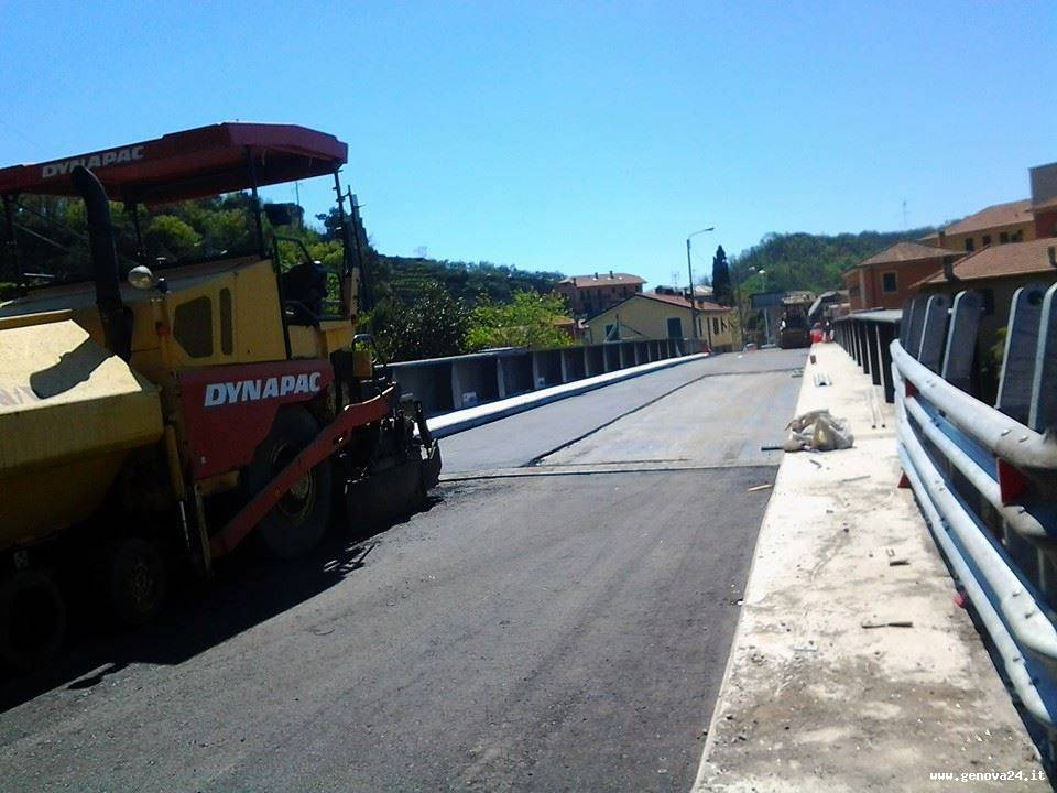 nuovo ponte carasco
