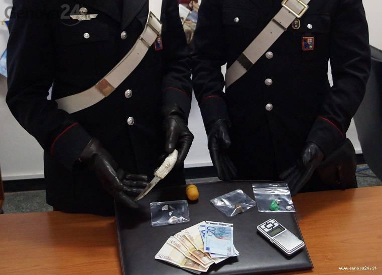 carabinieri spaccio eroina