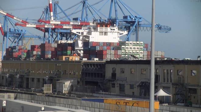 container voltri vte