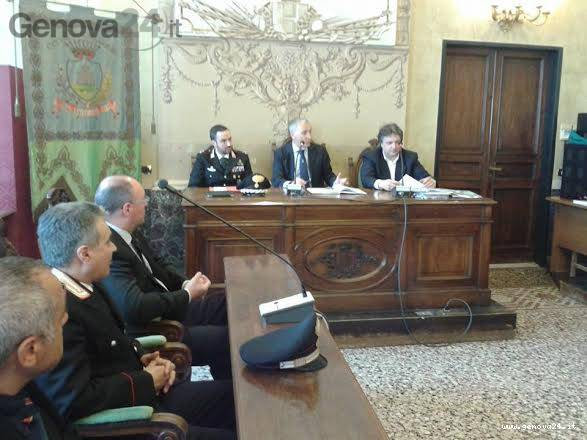 cs duecentenario carabinieri chiavari