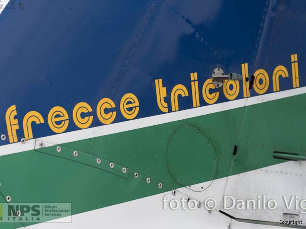 Frecce Tricolori 2014