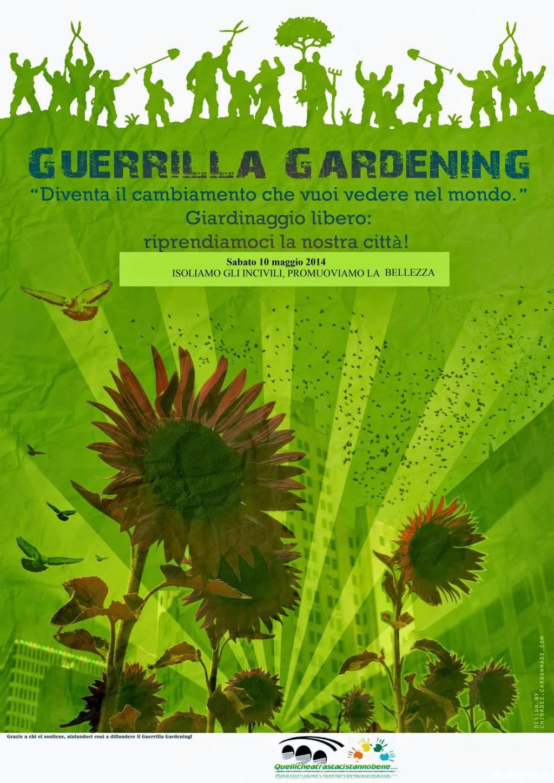 guerrilla gardening trasta