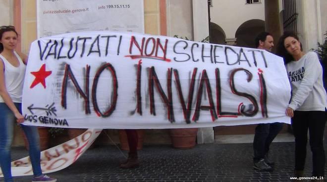 invalsi protesta studenti