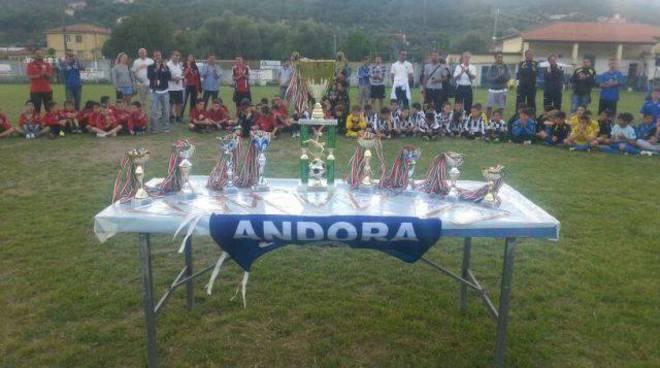 Leva 2003 ad Andora 2014