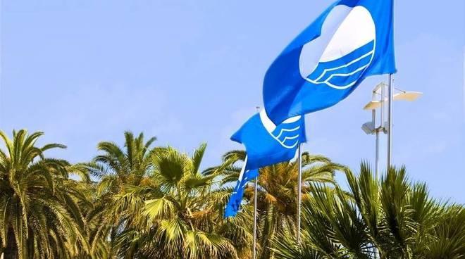 lungomare bandiera blu