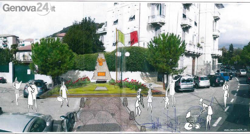 monumento carabinieri chiavari