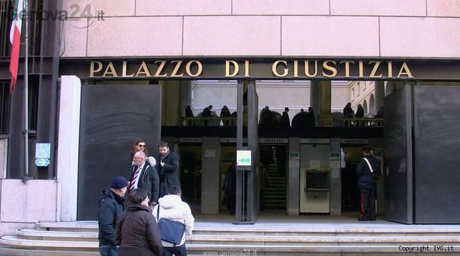 palazzo giustizia genova