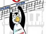 pinguino telethon volleyscrivia