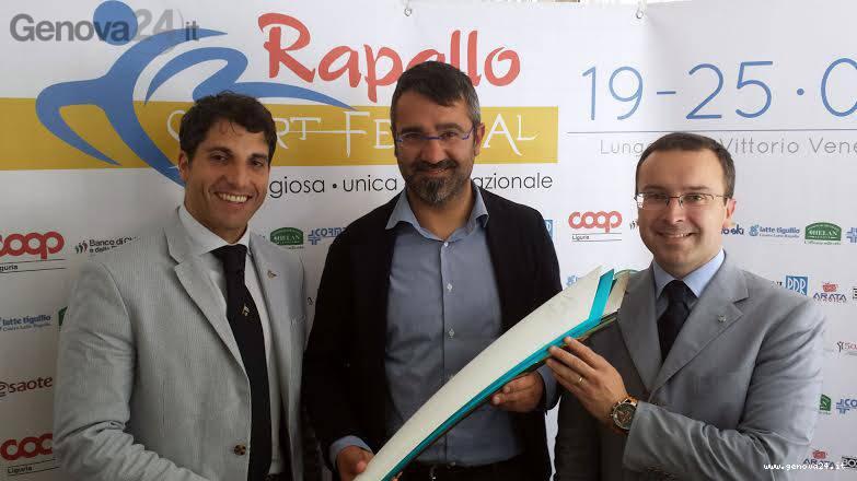 Rapallo Panathlon Sport Festival, matteo rossi
