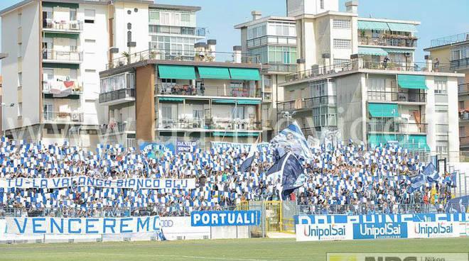 Savona Pro Vercelli play off i tifosi