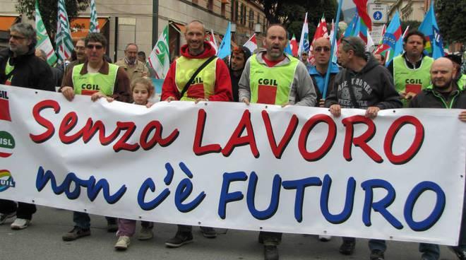 senza lavoro non c'e futuro