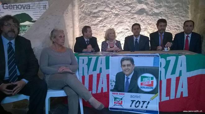 toti e biasotti forza italia