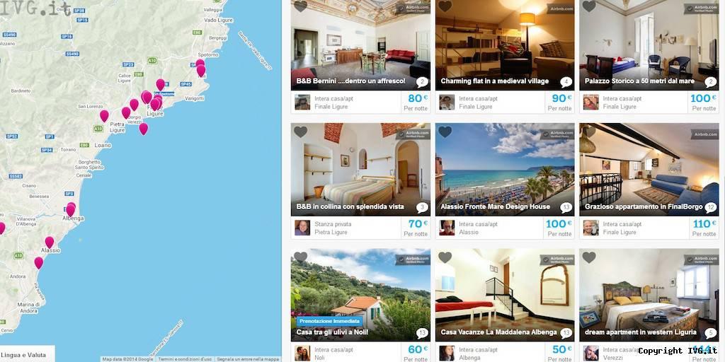 Airbnb genova prima citt in italia dove il portale for Tassa di soggiorno airbnb