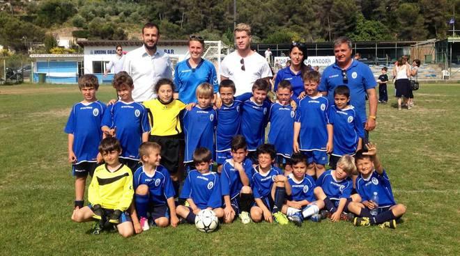 Andora Calcio Riccardo Gagliolo