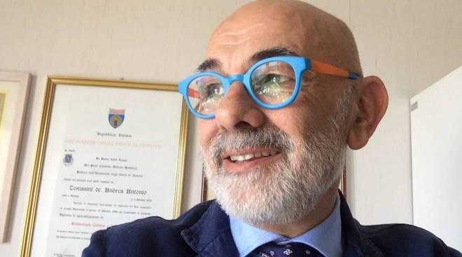 Andrea Tomasini asl2 centro trasfusionale