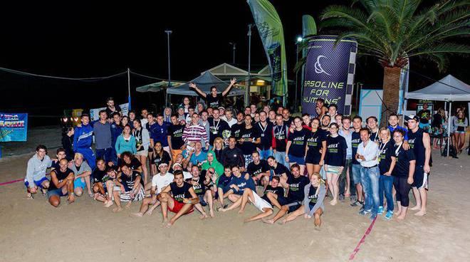 beach volley di Andora