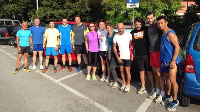 carcare corsa allenamento gruppo